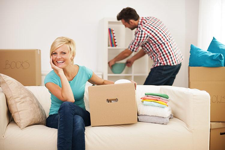 Stěhování do nového bytu | Foto: Shutterstock