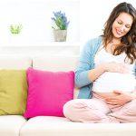 Hormonální změny v těle během těhotenství