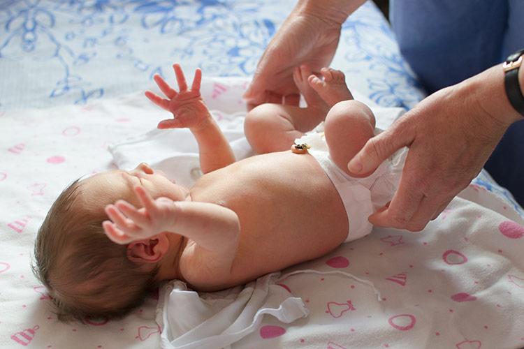 Novorozenecká prohlídka | Foto: Shutterstock
