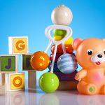 Jaké hračky pro kojence
