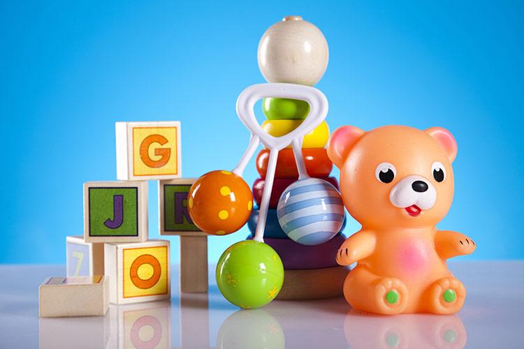 Hračky pro kojence | Foto: Shutterstock