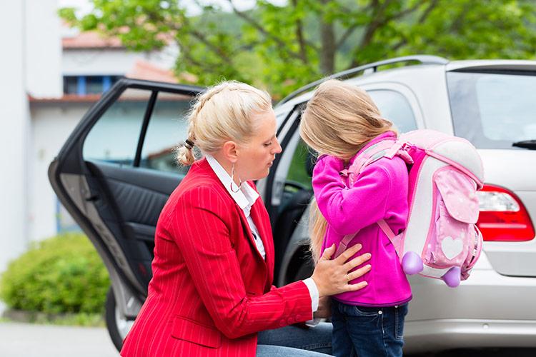 Strach ze šikany ve škole | Foto: Shutterstock