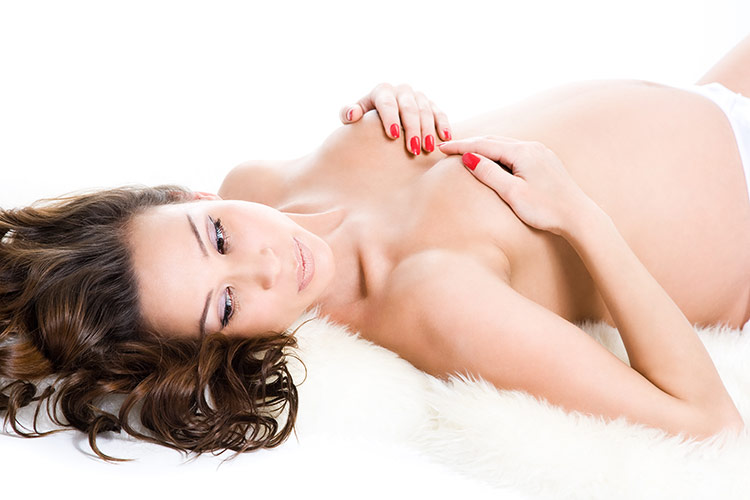 Těhotenská relaxace | Foto: Shutterstock