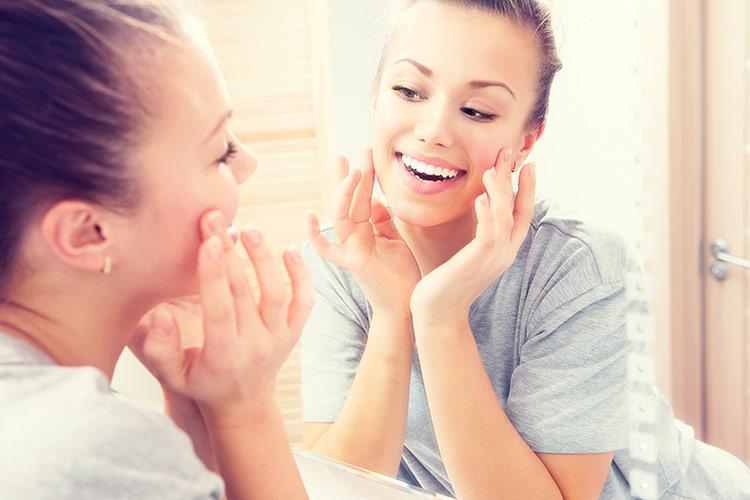 Hormonální stabilizace a vliv na pleť | Foto: Shutterstock