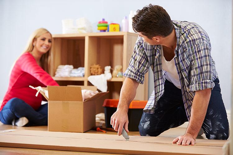 Příprava pokoje pro miminko | Foto: Shutterstock