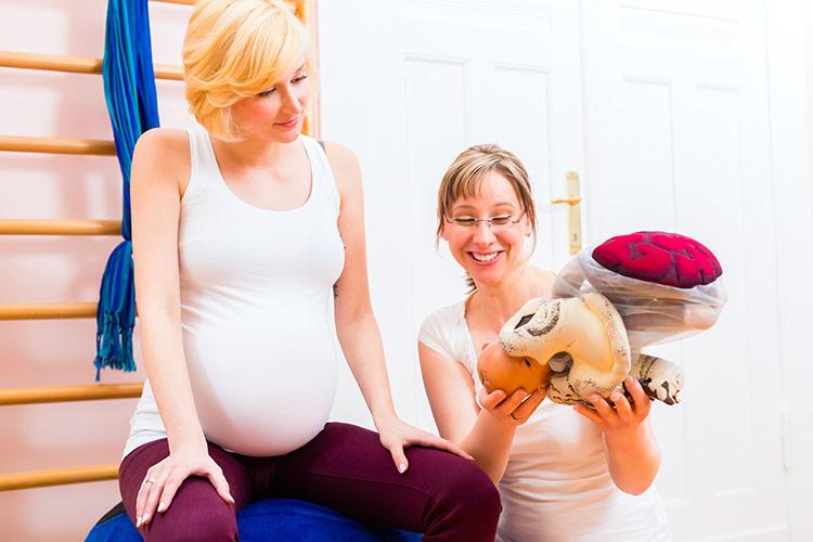 Příprava na porod | Foto: Shutterstock