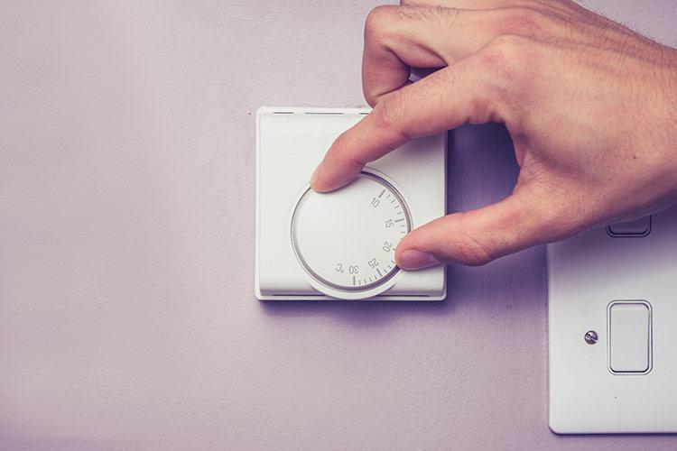 Nastavení teploty v dětském pokojíčku | Foto: Shutterstock