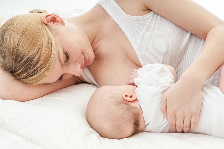 Domácí kojení | Foto: Shutterstock