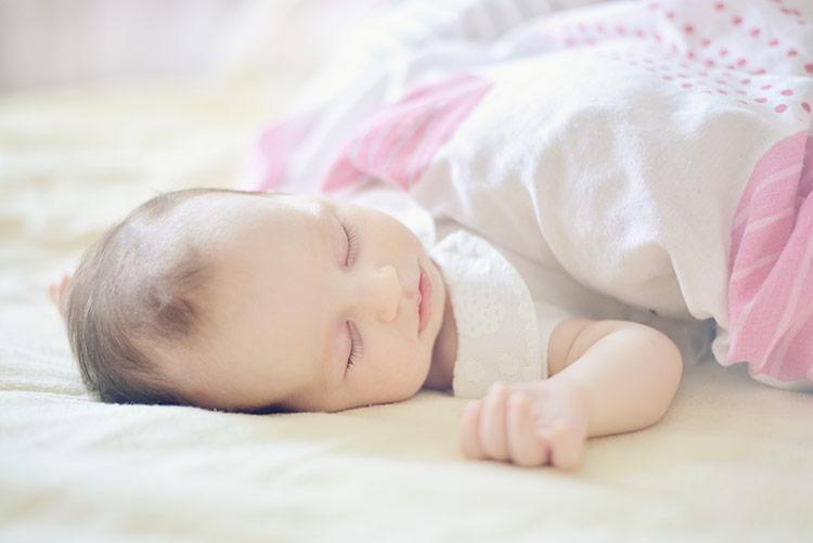 Spící miminko | Foto: Shutterstock