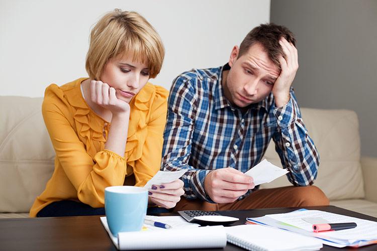 Finanční problémy | Foto: Shutterstock