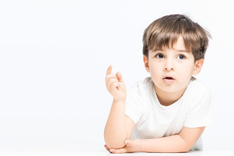 Dětská samomluva | Foto: Shutterstock