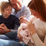Volnočasové aktivity s novorozencem