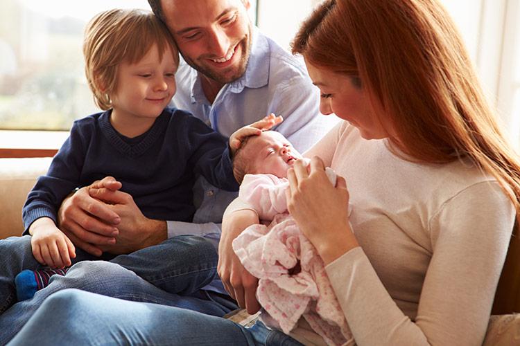 Hrátky s miminkem | Foto: Shutterstock