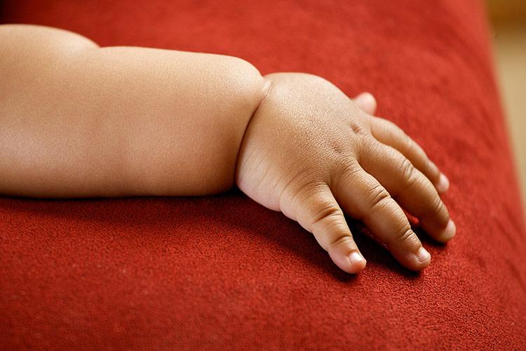 Obezita u miminek | Foto: Shutterstock