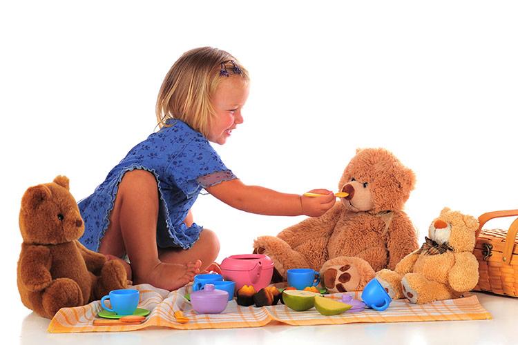 Dětský imaginární kamarád | Foto: Shutterstock