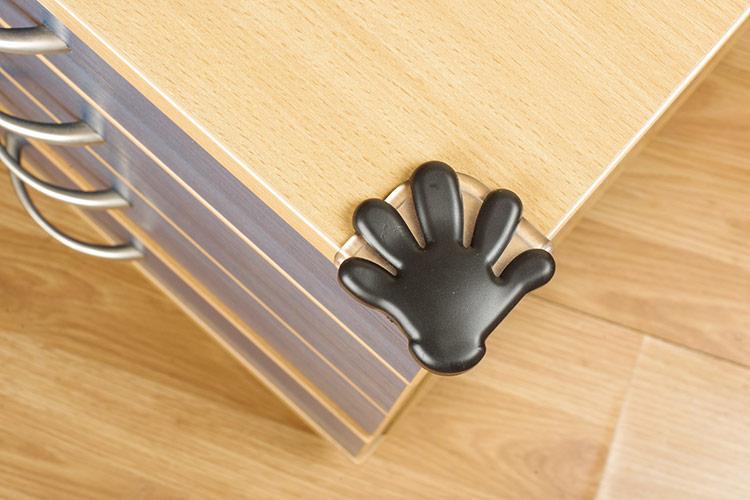 Bezpečnostní ochrana na rohy | Foto: Shutterstock