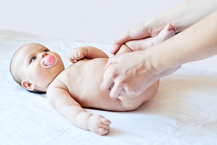 Kolika a bolest břicha u dětí | Foto: Shutterstock
