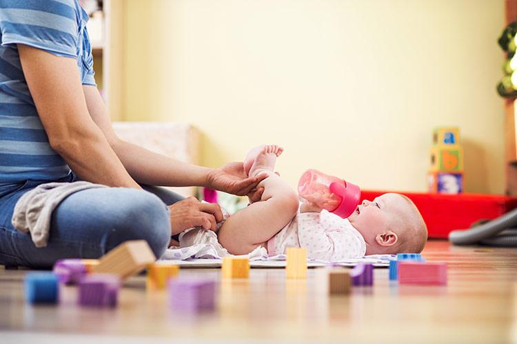 Péče o miminko | Foto: Shutterstock