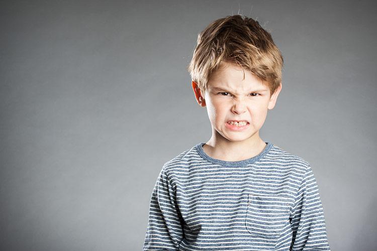 Dětský vzdor | Foto: Shutterstock