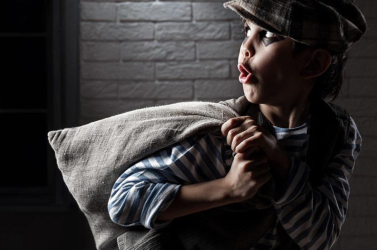 Dětské krádeže | Foto: Shutterstock