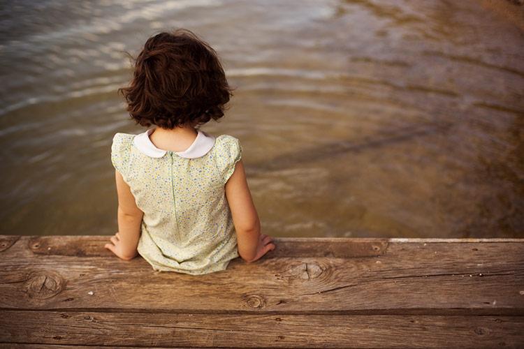 Introvertní dítě | Foto: Shutterstock