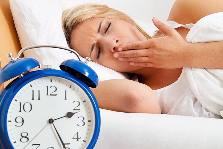 Nedostatek spánku a únava | Foto: Shutterstock