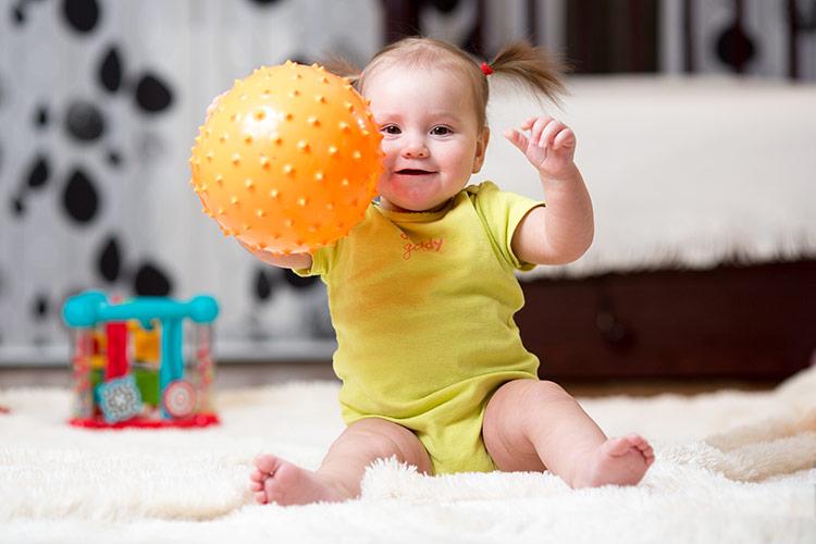 Dětská hernička | Foto: Shutterstock