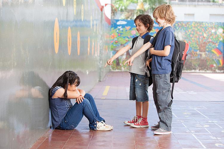 Šikana ve škole | Foto: Shutterstock