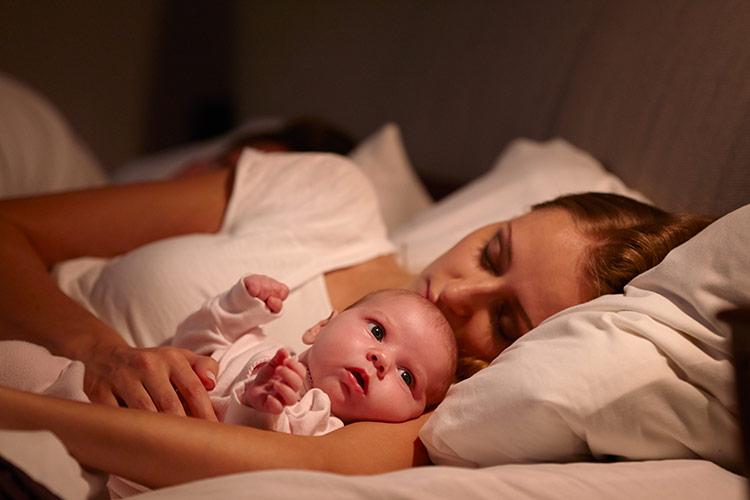 Dětská nespavost | Foto: Shutterstock