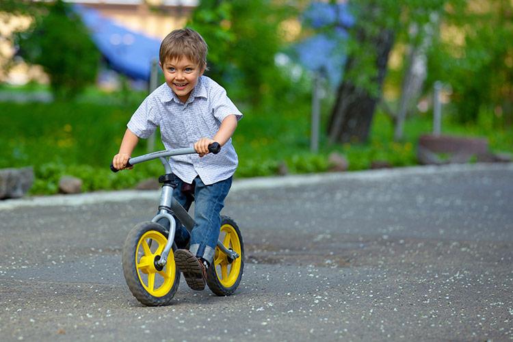 Dětské odrážedlo | Foto: Shutterstock