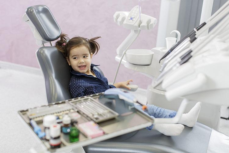 Návštěva u dětského zubaře | Foto: Shutterstock