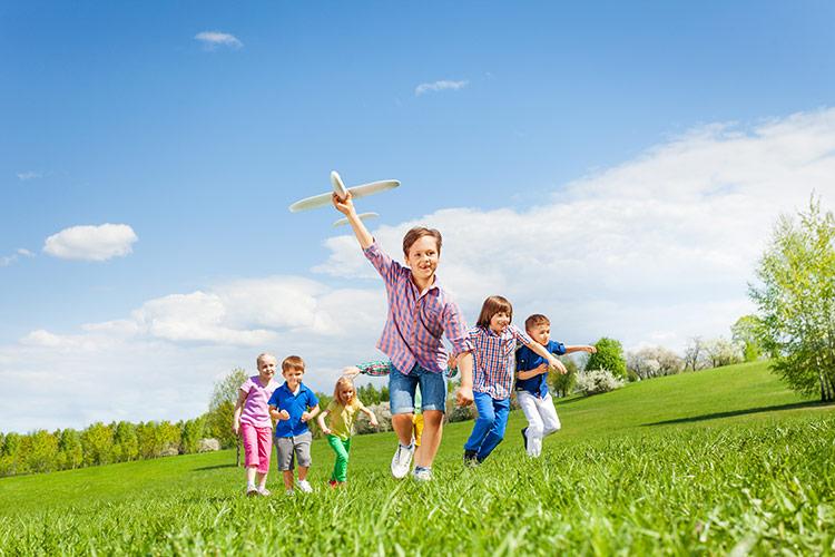 Děti při hraní | Foto: Shutterstock