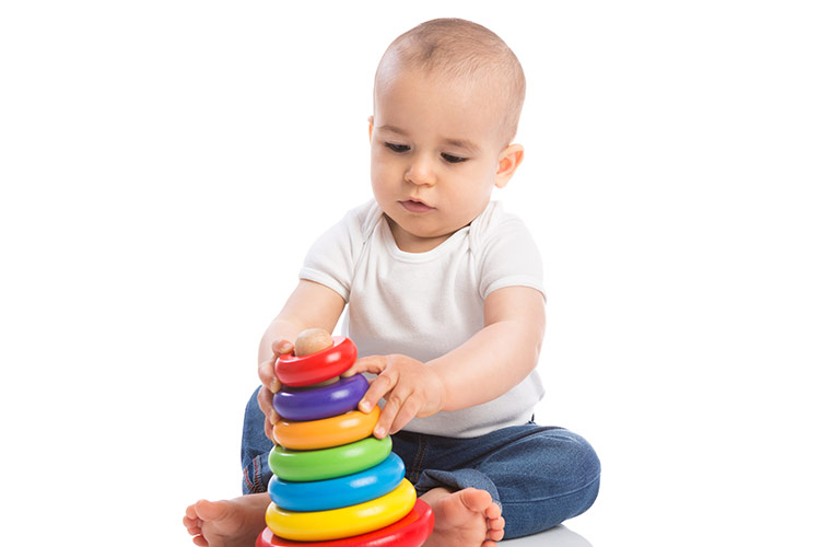 Trénink motoriky u dětí | Foto: Shutterstock
