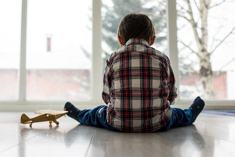 Autismus u dětí | Foto: Shutterstock