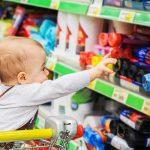 Kdy s novorozencem do nákupního centra