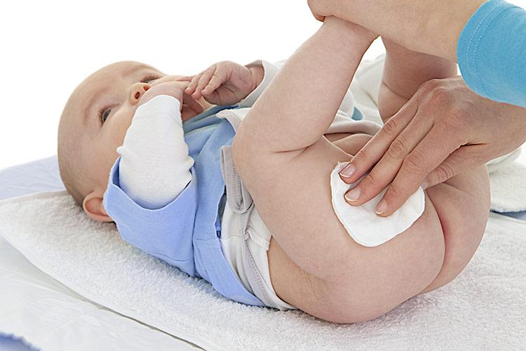 Péče o dětskou pokožku při opruzení | Foto: Shutterstock