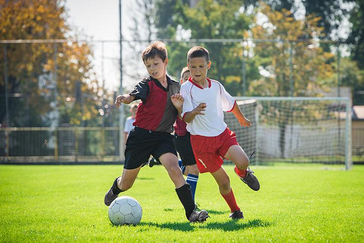 Fotbal pro školáky a předškoláky | Foto: Shutterstock