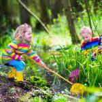 Lesní mateřské školy aneb se školkou do přírody