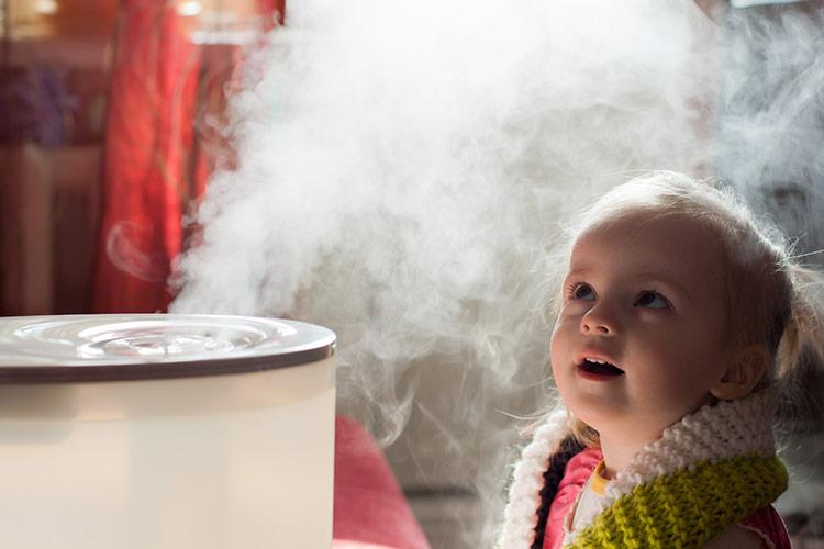 Zvlhčovač do dětského pokojíčku | Foto: Shutterstock