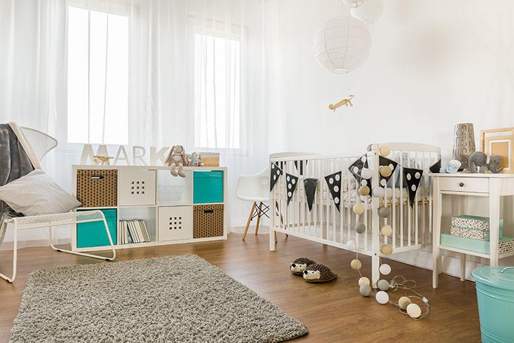Dětský pokoj | Foto: Shutterstock