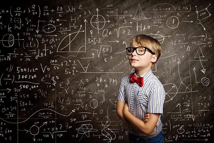 Dětská genialita | Foto: Shutterstock
