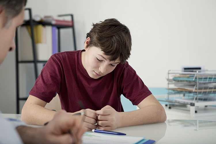 U dětského psychiatra | Foto: Shutterstock