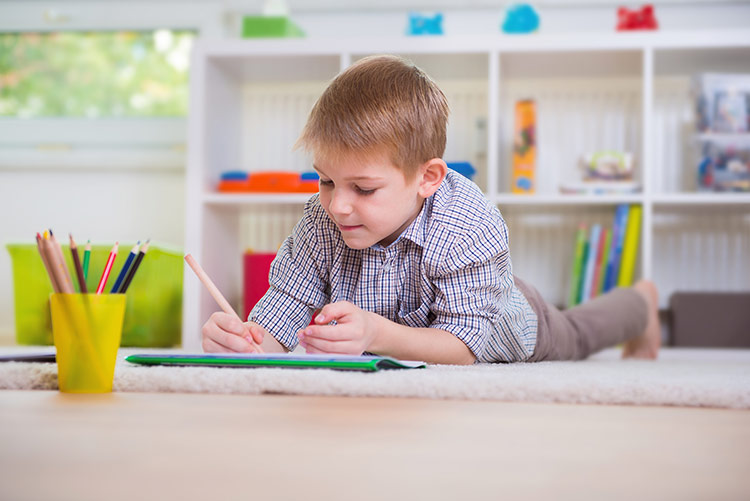 Malý školák | Foto: Shutterstock