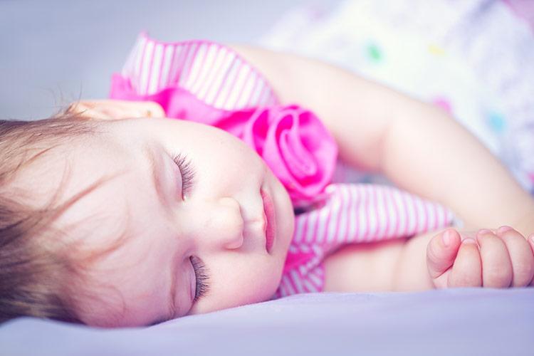 Vyčerpané batole | Foto: Shutterstock