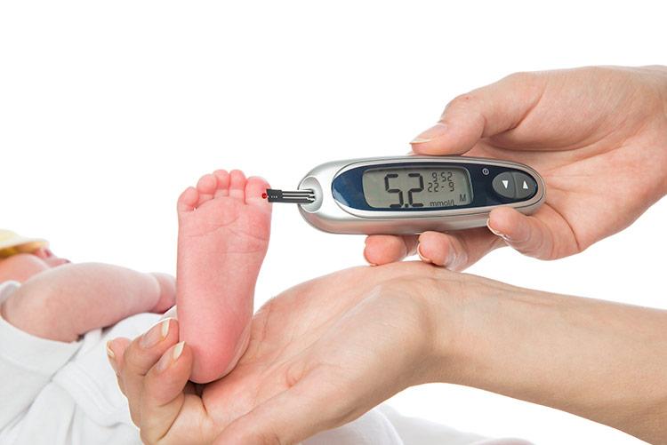 Cukrovka u dětí | Foto: Shutterstock