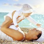Jak chránit miminko před sluncem