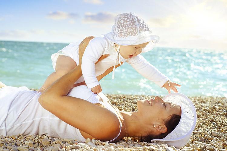 Ochrana před sluníčkem | Foto: Shutterstock