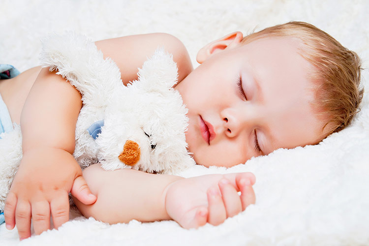 Klidný dětský spánek | Foto: Shutterstock