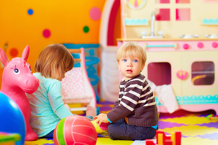 Děti ve školce | Foto: Shutterstock