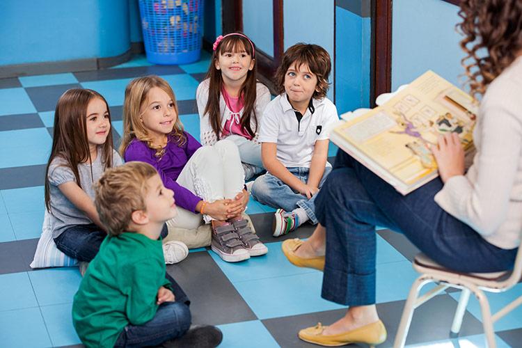 Výuka angličtiny pro děti | Foto: Shutterstock